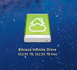 Infinite Drive large copy