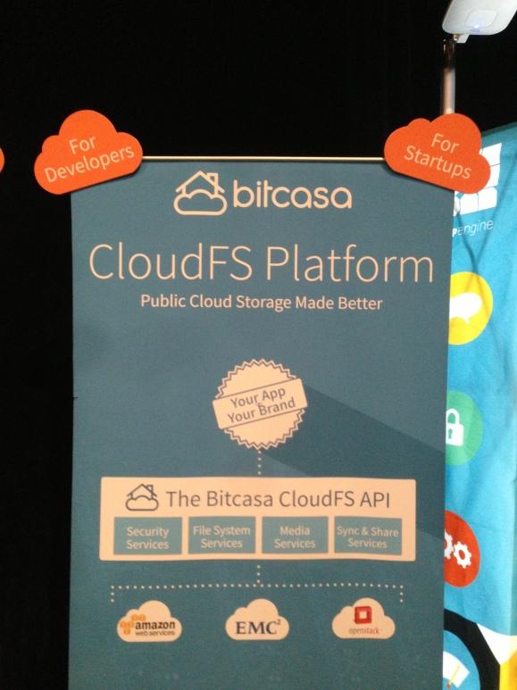 Bitcasa CloudFS Platform API