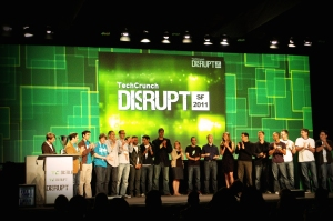TechCrunch Disrupt 2011